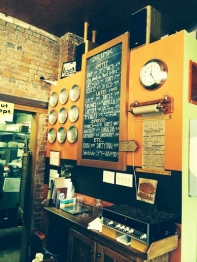 The Mud House- Coffee Drinks List