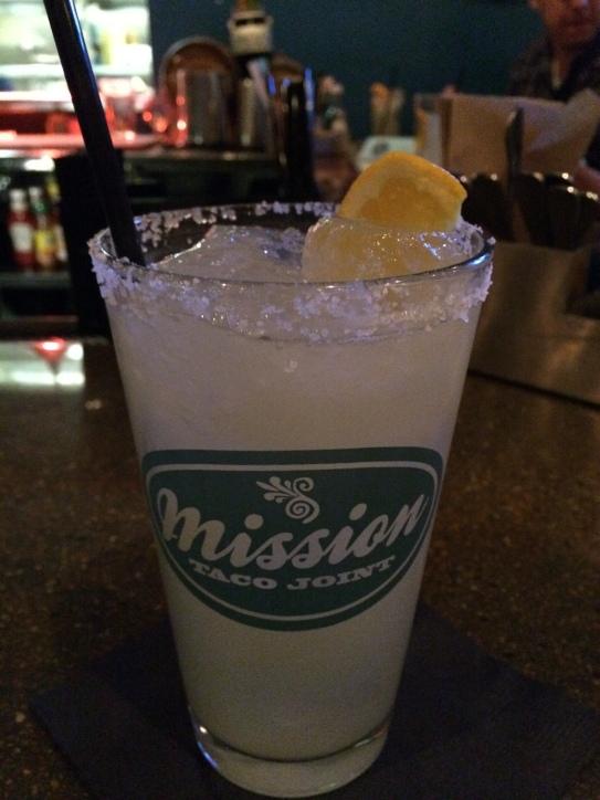 Mission Taco drinks