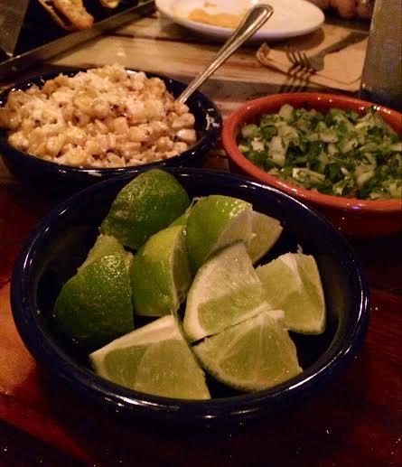Mission Taco street corn