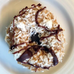 Samoa donut