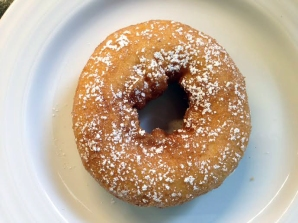 French toast donut