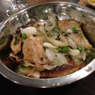 Dumplings at UCBC