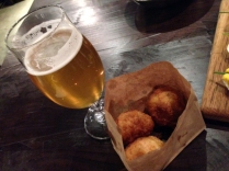 Beignets at UCBC