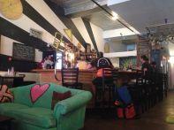 The bar at Melt