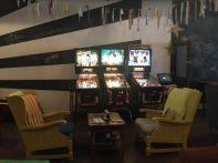 Pinball machines at Melt