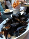 Mussel and Fries