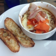 Baked Egg Special