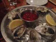 Deer Creek oysters