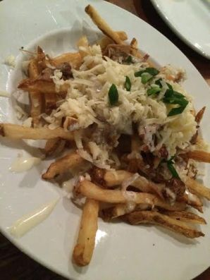 Smothered Fries